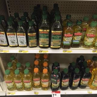 olive oil target 2