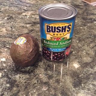 bean brownies avocado and beans.jpg