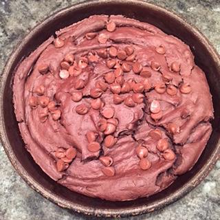 bean brownies done
