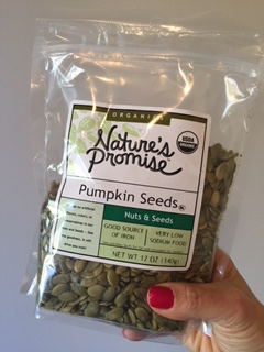 carryon pumpkin seeds