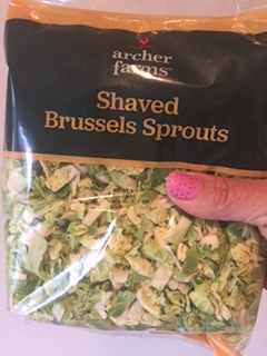 brussels sprouts package