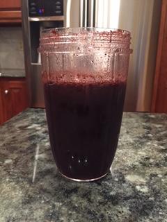 nutribullet blueberry