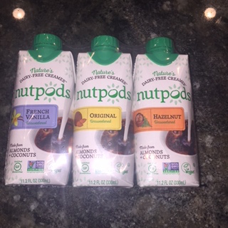 nutpods 3 flavors
