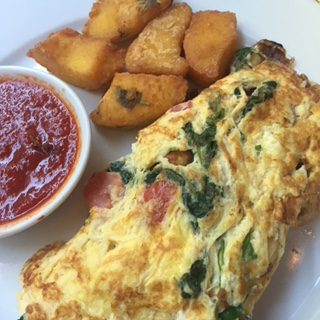 brooklyn diner omelet