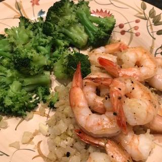 shrimp-plate