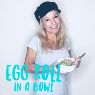 egg roll in a bowl eliz