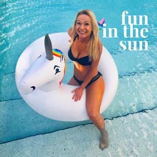 unicorn fun in the sun