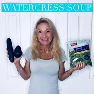 watercress soup eliz