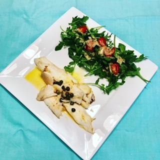 flounder plate